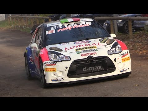 Citroen DS3 WRC Sound & Max Attack At Various Rallies