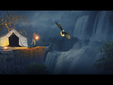 Great Adventure Photoshop Digital Art Tutorial Manipulation thumbnail