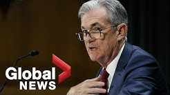 U.S. Federal Reserve lowers benchmark interest rate