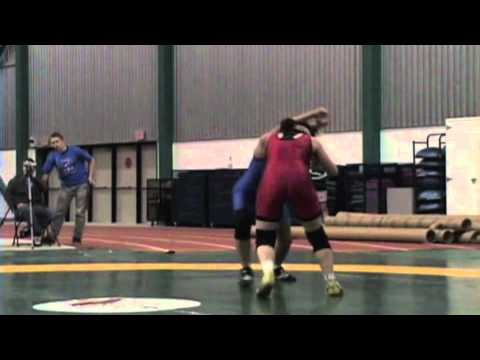 2009 Junior National Championships: 59 kg Haley Smith vs. Liz Sera