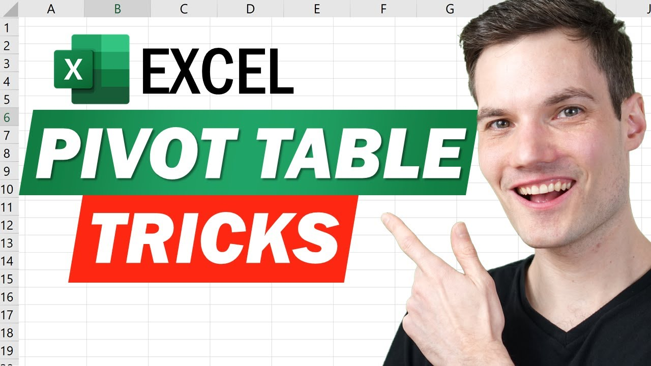 Top 14 Excel Pivot Table Tips & Tricks