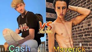 Cash And Maverick TikToks!