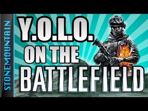 ON THE BATTLEFIELD - Only in BF3 - Funny BF3 Shoutcast [3]