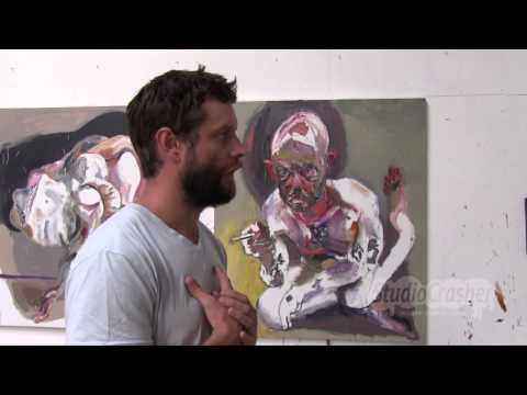 Ben Quilty on New Masculinities in Contemporary Art, 26 January 2013