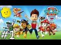 PAW PATROL ON A ROLL Cartoon Game Videos for Kids - Video Games for Children #1