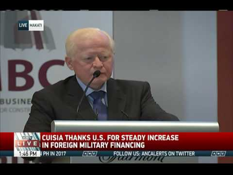 Cuisia: $1.3B aid from US in past 6 years
