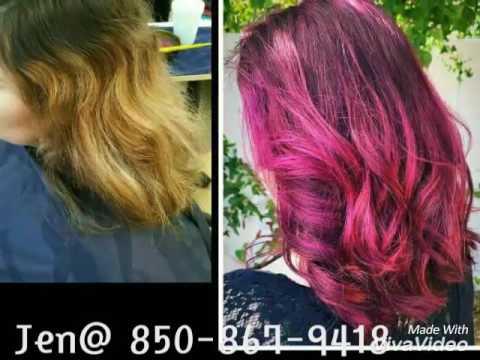 Hair by Jen @ Canvas hair color salon