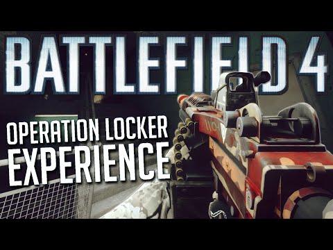 The Operation Locker Experience in Battlefield 4 |