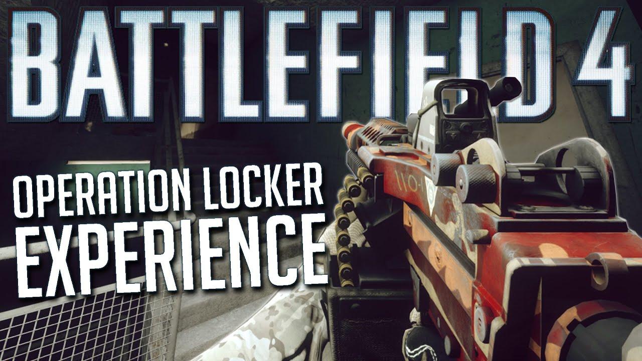 The Operation Locker Experience in Battlefield 4