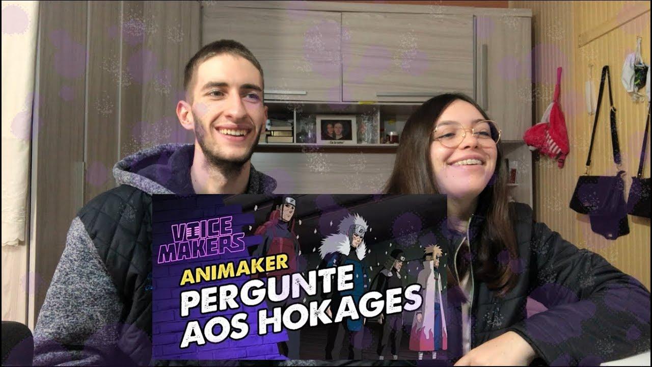 Download PERGUNTE AOS HOKAGES (VOICE MAKERS) \ REAÇÃO 🔥