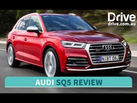 2017 Audi SQ5 3.0 TFSI First Drive Review | Drive.com.au