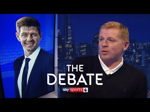 How big is the gap between Celtic and Rangers? | The Debate | Lennon, Murphy & Holt
