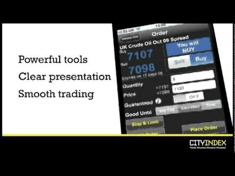 Forex (FX) Trading with City Index