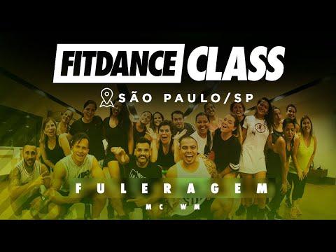 Fuleragem - MC WM   Aula FitDance   FitDance TV (Coreografia) Dance Video