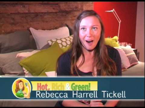 rebecca harrell tickell net worth