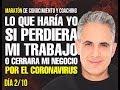 Lo que haría si perdiera mi trabajo o cerrara mi negocio por crisis del Coronavirus - Jürgen Klarić