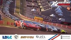 65 GT3 A SPA...C'EST LE BORD** !