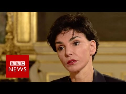 "Rachida Dati: ""It's not politically correct but it's true"" BBC News"