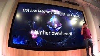 ethereum enthusiasts rise barclays nyc upgrading ethereum casper and sharding