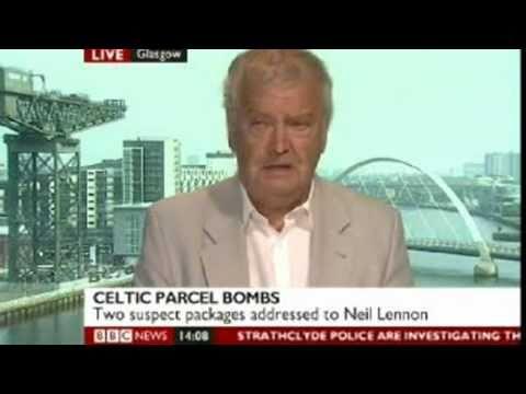 Neil Lennon Sent Bombs And Bullets - Tom Devine Interview