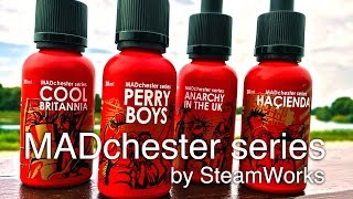 MADChester Series by SteamWorks - review