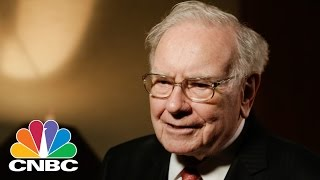Warren Buffett: When Stocks Go Down, It's Good News | CNBC