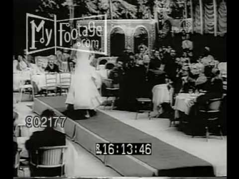 stock footage 1960s fashion shows youtube