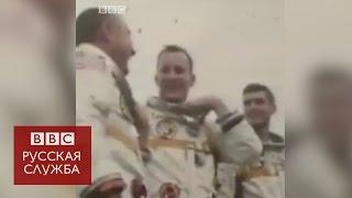 Как три астронавта погибли на Земле