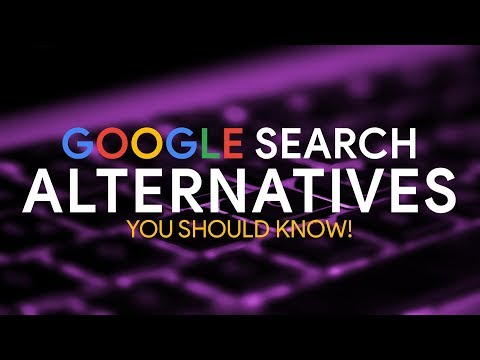 10 Google Search Alternatives You Should Know! (2017)