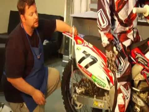 Dirt Bike Suspension Adjustment