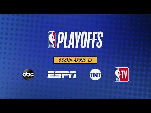 The 2019 NBA Playoffs - The Story Begins