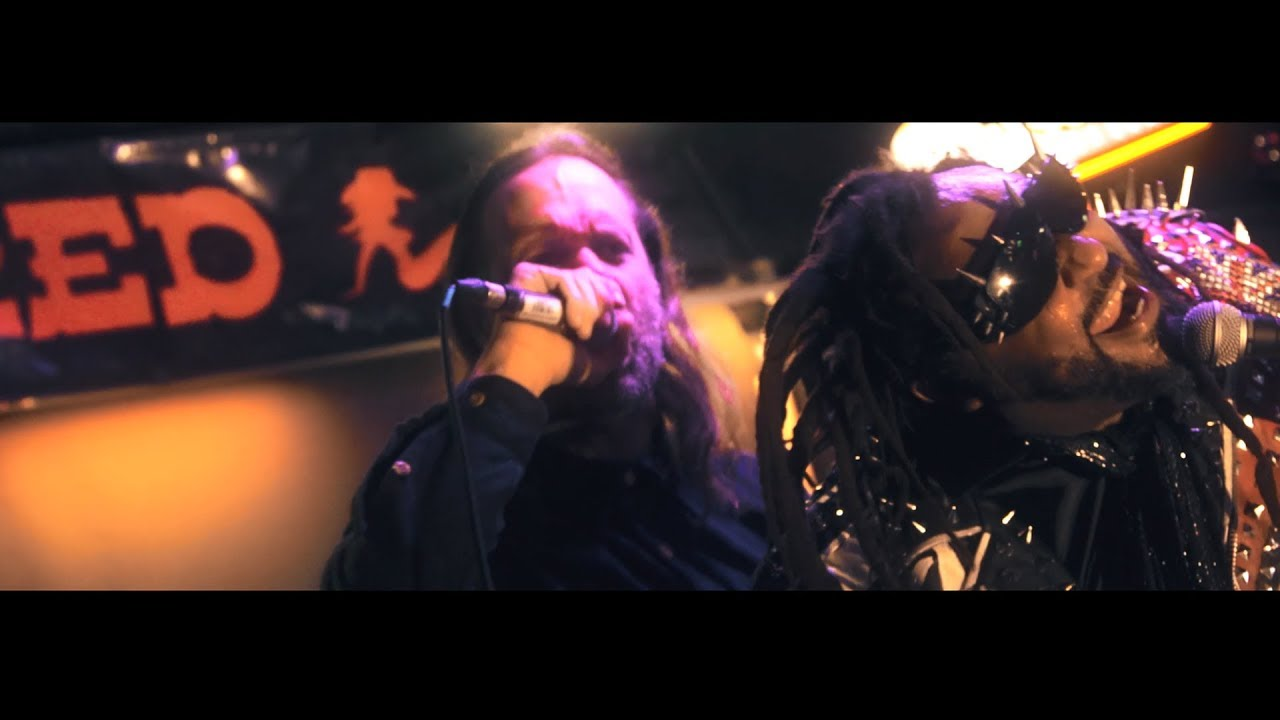 SKINDRED - Machine (Official Video) | Napalm Records #1
