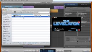 How to Export to AIFF from Garageband for Levelator