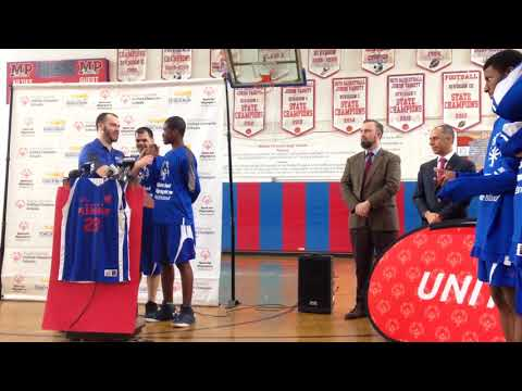 Mt. Pleasant Unified Basketball team to go to Special Olympics in Seattle