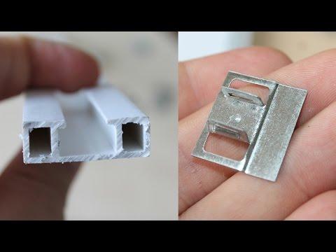 Современный способ крепления пластиковой вагонки (монтажная планка ПВХ)