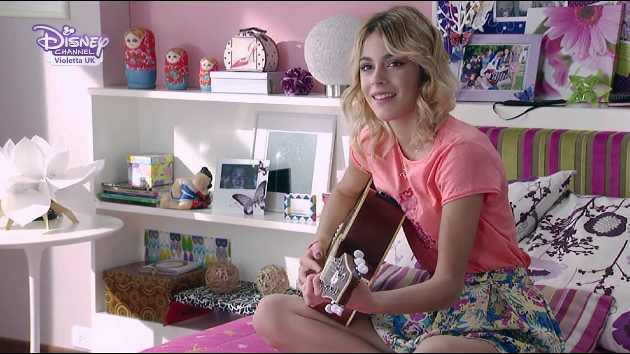 Violetta season 3 herman think about violetta for Top house music of all time