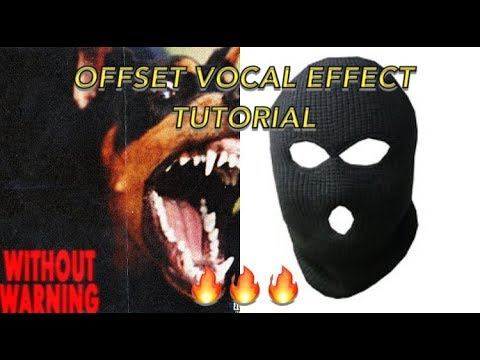 How to Sound Like Offset (Ric Flair Drip) Vocal Effect Tutorial! FL Studio!