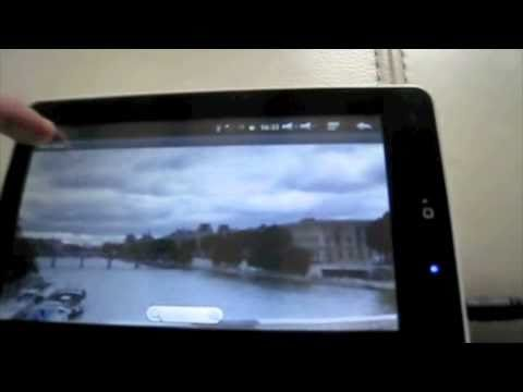 tablet android cupcake 1.5