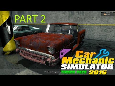 Car Mechanic Simulator 2015 Car Trader Pack Dlc Cars