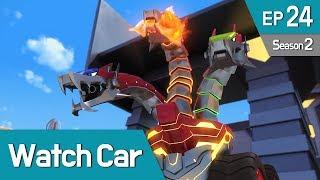 Power Battle Watch Car S2 EP24 Ultra Watch Car In Crisis