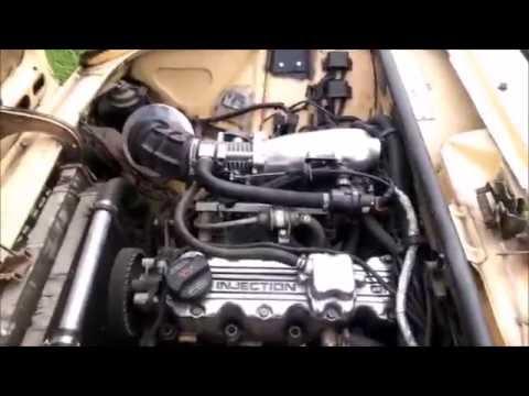 Обзор ТестДрайв ВАЗ 2106 Дрифт-Корч с Двигателем Opel C20NE 2.0л 115 л.с. от Павела Курганского