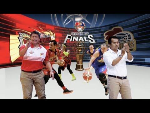PBA Philippine Cup 2018 Finals Game 1: San Miguel Beer vs. Magnolia Mar. 23, 2018