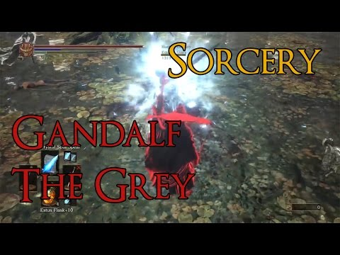 Dark Souls 3 - Gandalf the Grey - Sorcery PvP Build