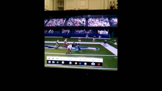 Accidental Russell Wilson to Percy Harvin