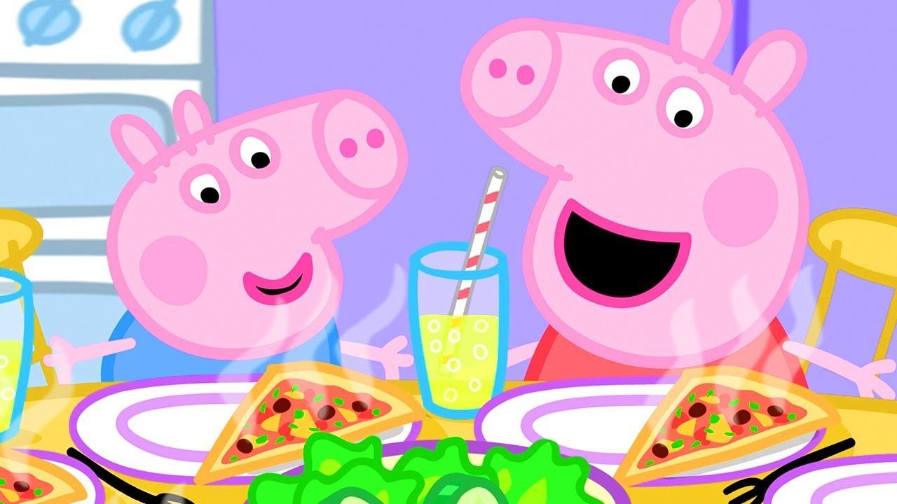 Heo Peppa | Bữa trưa | Tập đầy đủ | Heo Peppa Tiếng Việt | Phim Hoạt Hình