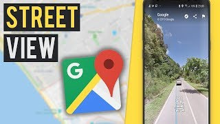 How To Use G๐ogle Maps STREET VIEW on Computer & Phone!