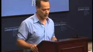 Sebastian Junger: Ethics of Pacifism