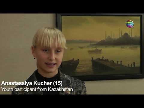 #Istanbulpost2015 - Youth participant Anastassiya Kucher (Kazakhstan)