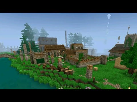 Minecraft Crafting And Building