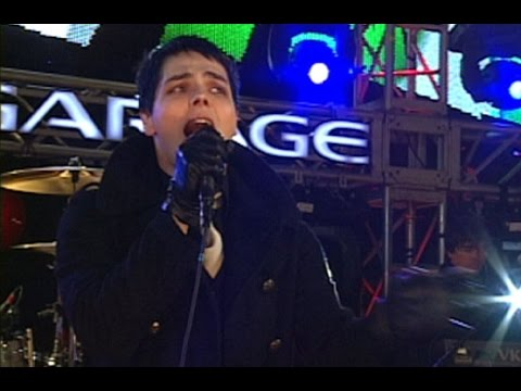 My Chemical Romance  Welcome To the Black Parade  on Jimmy Kimmel